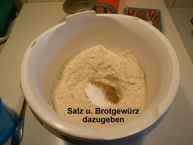 Gasteiner Bauernbrot - Rezept - Bild Nr. 4