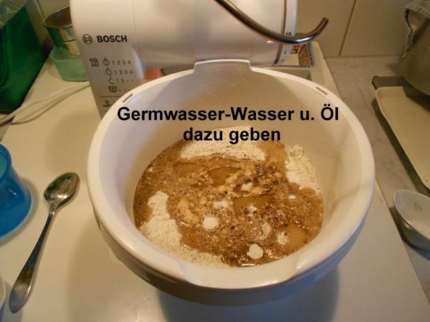 Gasteiner Bauernbrot - Rezept - Bild Nr. 5