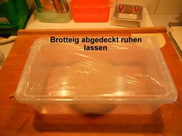 Gasteiner Bauernbrot - Rezept - Bild Nr. 9