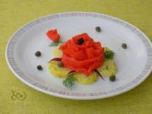 Kartoffelsalat Rose - Rezept