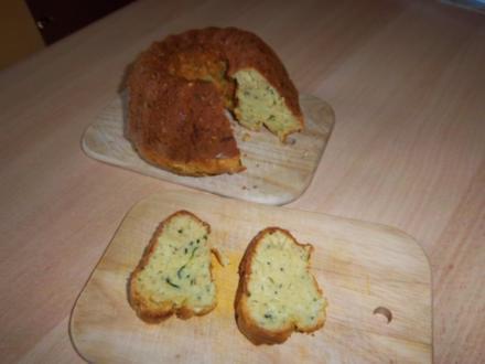 Apfel-Zucchini-Brot - Rezept