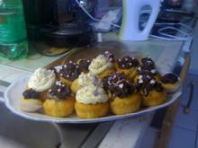 Cosmo Cupcakes - Rezept
