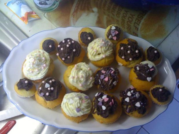 Cosmo Cupcakes - Rezept - Bild Nr. 2