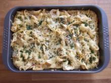 Ofen-Tortellini - Rezept