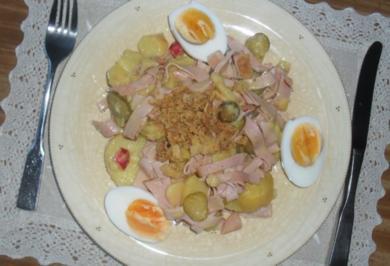 Rezept: Bayrischer Salat
