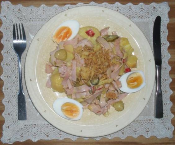 Bayrischer Salat - Rezept - Bild Nr. 2