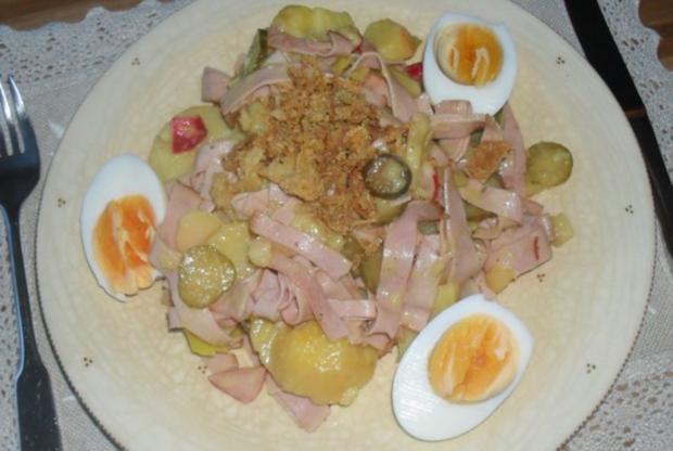 Bayrischer Salat - Rezept - Bild Nr. 3