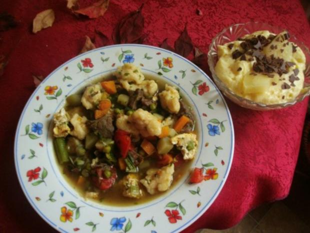 Heisse Suppe für kalte Tage - Rezept - Bild Nr. 2