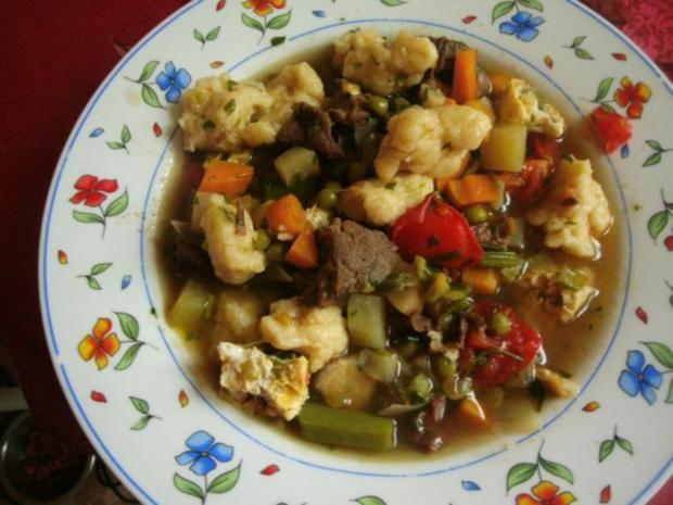 Heisse Suppe für kalte Tage - Rezept