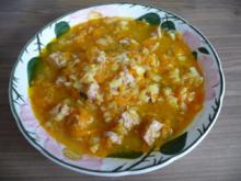 Suppen & Eintöpfe : Draußen wird´s kalt ... - Rezept