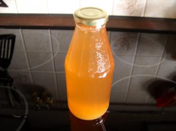 Rezept: Getränke: Apfelsaft