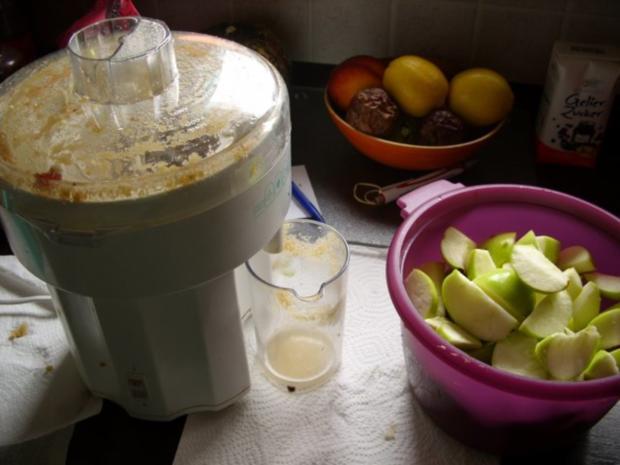 Getränke: Apfelsaft - Rezept - Bild Nr. 2