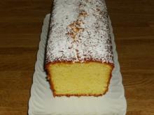 Secco Kuchen - Rezept