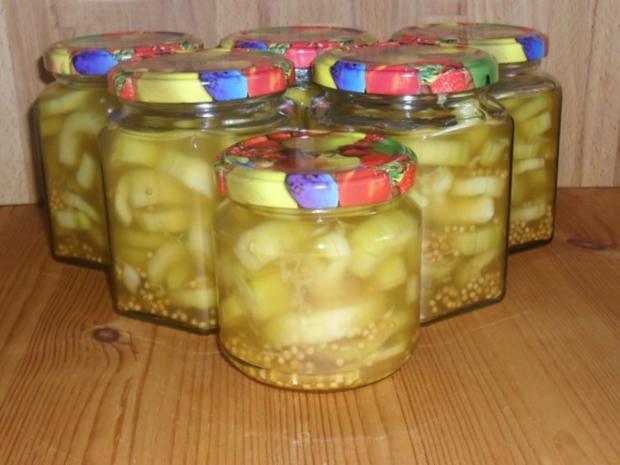 Honiggurken - Rezept - Bild Nr. 2