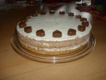 Milka-Schoko-Torte - Rezept