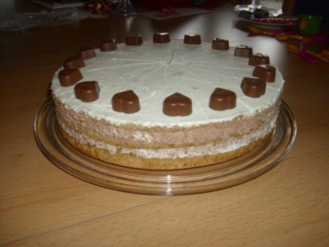 Milka Schoko Torte Rezept Mit Bild Kochbar De
