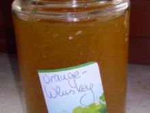 Orangen-Whiskey-Marmelade - Rezept