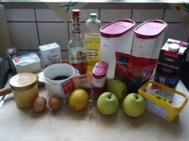 Apfel-Mohn-Strudel :))) - Rezept - Bild Nr. 2