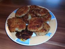 Reis-Fisch-Frikadellen - Rezept