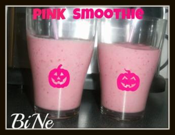 Rezept: BiNe` S PINK SMOOTHIE