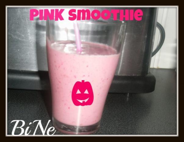 BiNe` S PINK SMOOTHIE - Rezept - Bild Nr. 4