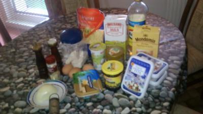Kartoffelauflauf - Rezept