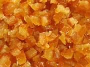 Orangen Schneeflöckchen - Rezept