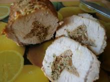 Gourmetbraten-gefüllter Rollbraten - Rezept