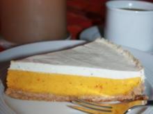 Kürbis-Cheesecake - Rezept