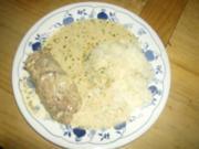 Schweineroulade Tomate Mozzarella - Rezept