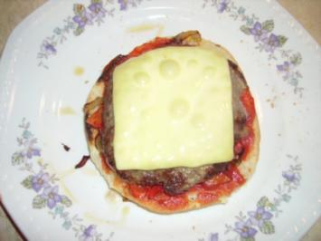 Hamburger Galactic ala VirCotto - Rezept