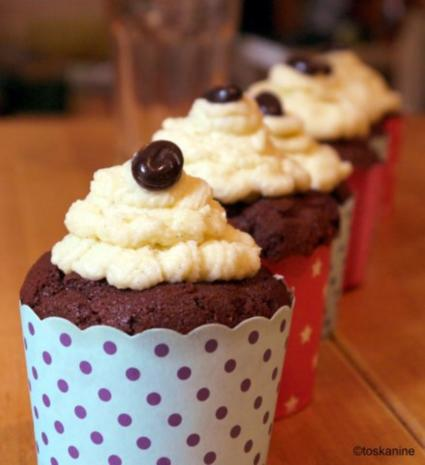 Red Velvet Cupcakes Rezept Mit Bild Kochbar De