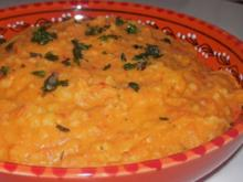 Beilagen: Paprika-Kartoffel-Püree - Rezept