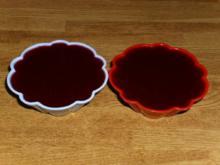 Saft Pudding - Rezept