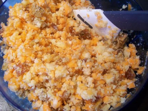 Apfel-Möhren-Kuchen - Rezept - Bild Nr. 6