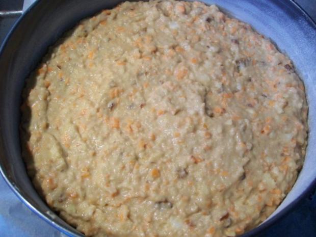 Apfel-Möhren-Kuchen - Rezept - Bild Nr. 7