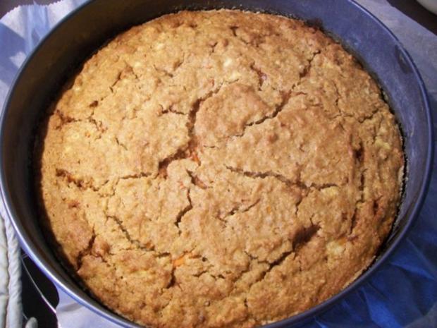 Apfel-Möhren-Kuchen - Rezept - Bild Nr. 8