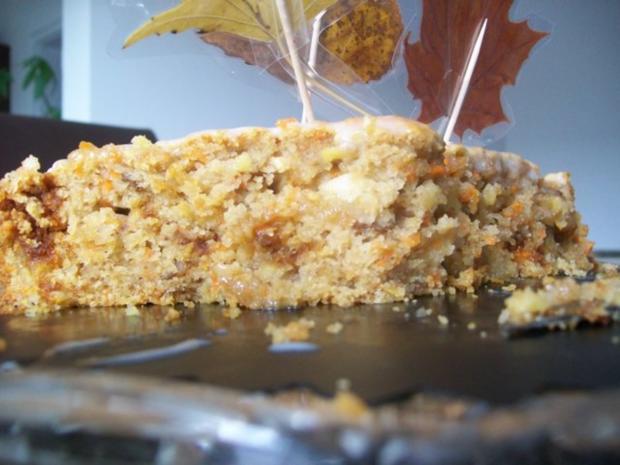 Apfel-Möhren-Kuchen - Rezept - Bild Nr. 9