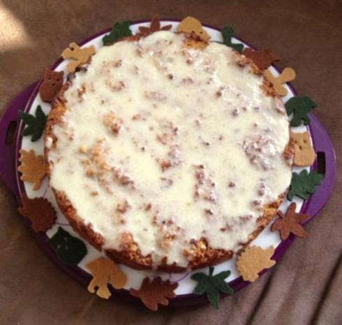 Apfel-Möhren-Kuchen - Rezept - Bild Nr. 10