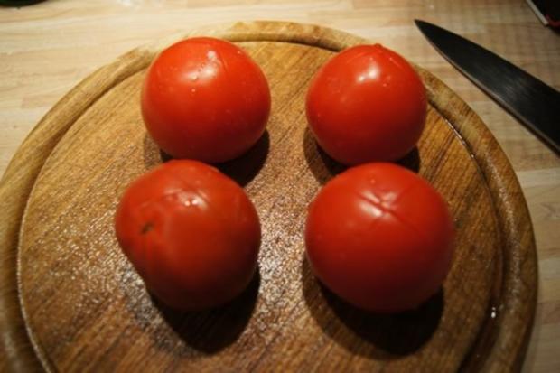 Tomatennudeln - Rezept - Bild Nr. 7