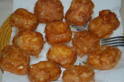 Käse Taschen - Rezept