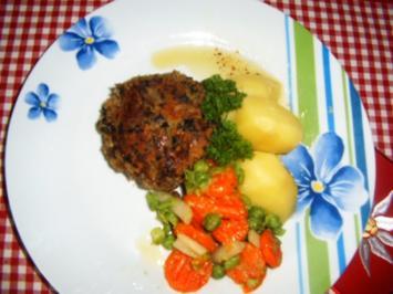 Pilz-Bouletten - Rezept