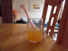 Mandarinen-Trauben Saft - Rezept