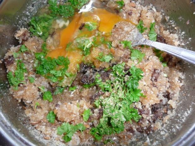 Rindfleisch-suppe,  Markklösschen, Meerrettich,Püree, - Rezept - Bild Nr. 8
