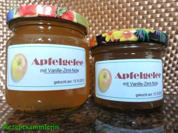 M+G:   APFELGELEE (auch für Diabetiker) - Rezept