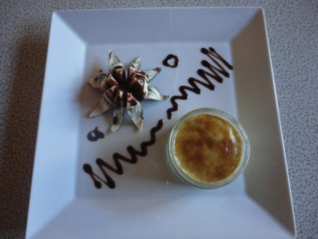 Creme Brulee mit Zitronengras - Rezept - Bild Nr. 2