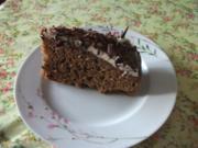 Einfache Schokoladentorte - Rezept