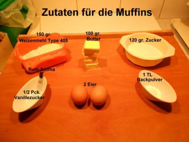 Party Muffins - Rezept - Bild Nr. 2