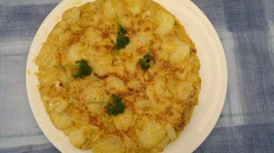 Spanische Tortilla - Rezept