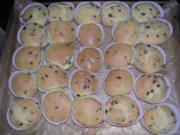 Muffins mit Schokostückchen - Rezept